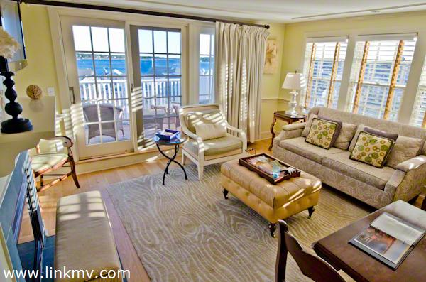 In-Town Luxury Living With Harbor Views