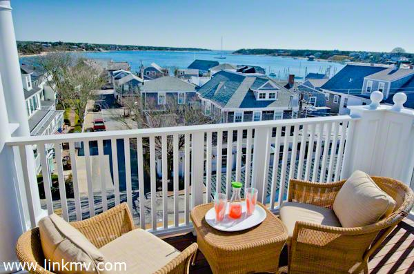 Drink In The View From Your Private Harbor-Facing Deck