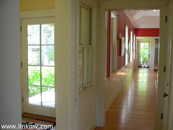 Front entryway and great room