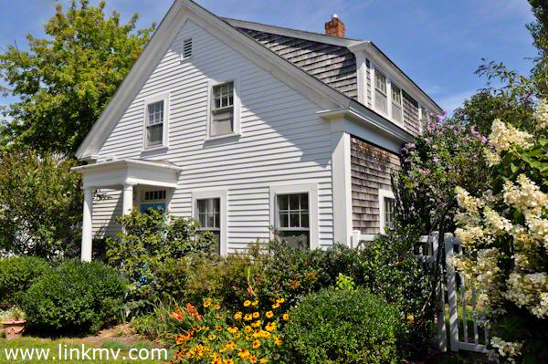 Greek Revival In Edgartown Village