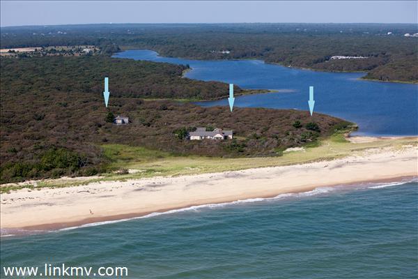 16.5 Acres South Shore Beachfront