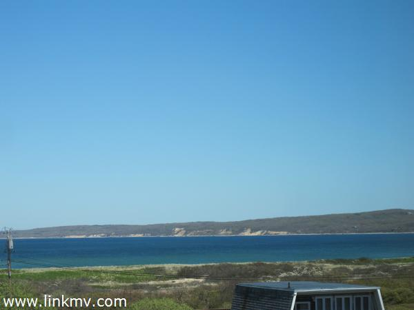 Views towards Menemsha Hills