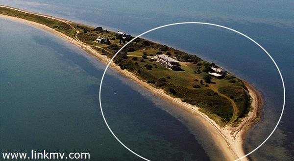 5.2 acres including white-sand beach
