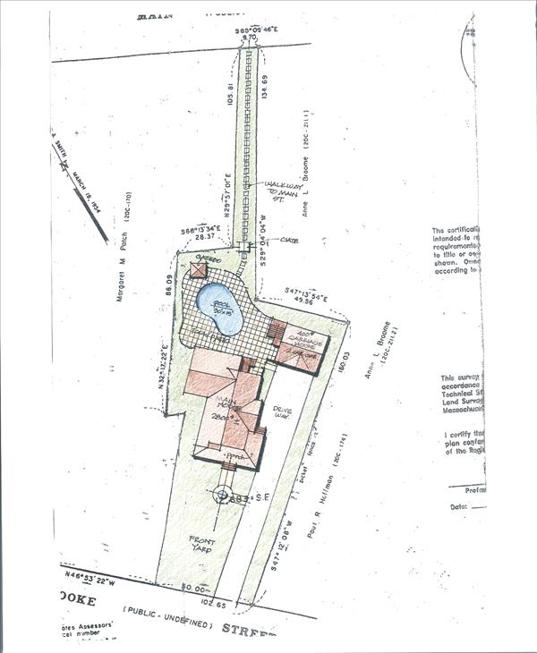 Existing lot