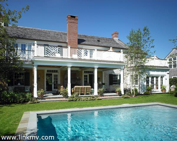 Pool, Outside Porch, Fireplace