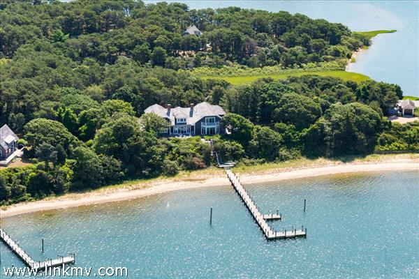 44 Caleb Pond Road Edgartown MA