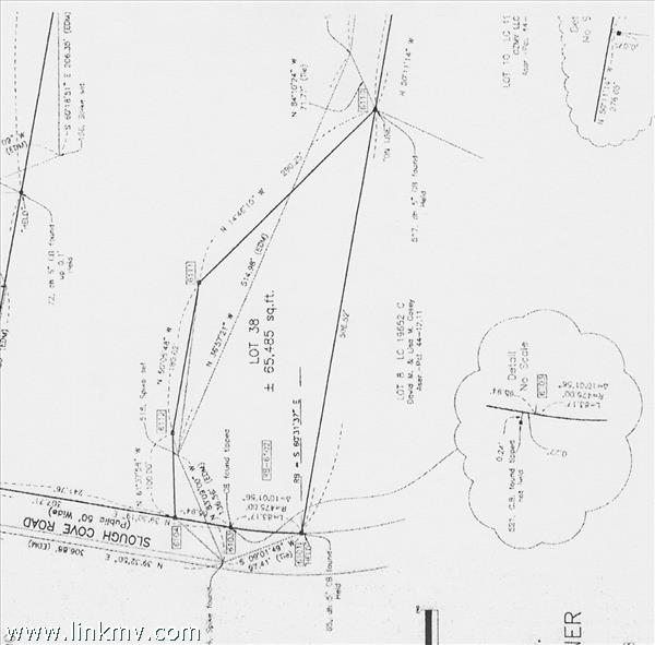 39 Slough Cove Road - Part of (LOT 38) Marthas Vineyard MA