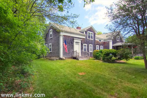 West Tisbury real estate 30381