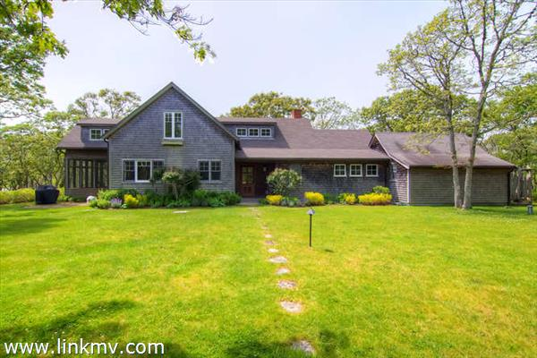 125 Middle Point Road West Tisbury MA