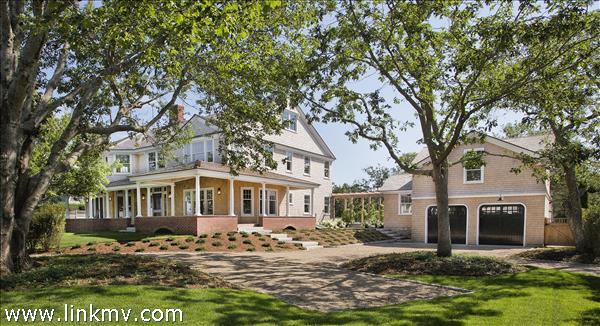 18 Starbuck Neck Road and 27 Thayer Street, Edgartown, MA