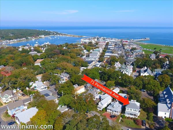 Oak Bluffs real estate 31005