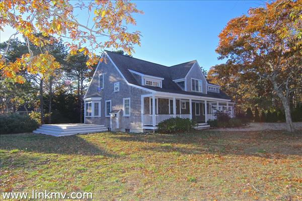 50 Road To The Plains, Edgartown, MA