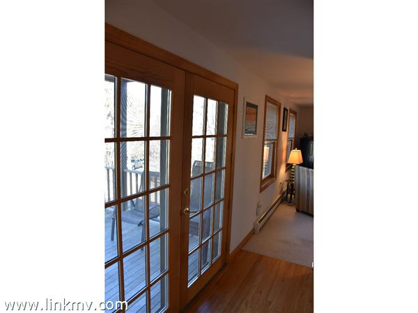 French Doors To Balcony Porch Off Living Room And Dining 51b45eaf