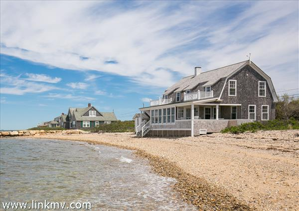 Waterfront on Vineyard Sound