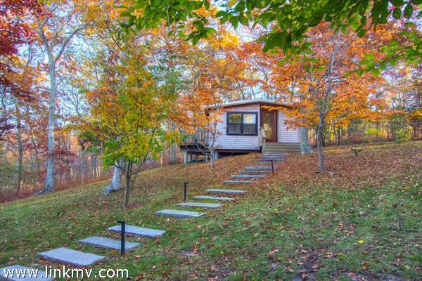 Hill side cottage