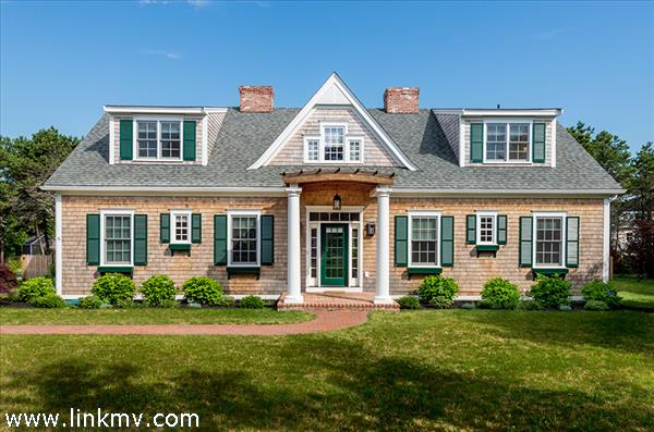 Edgartown martha's vineyard home for sale 31917