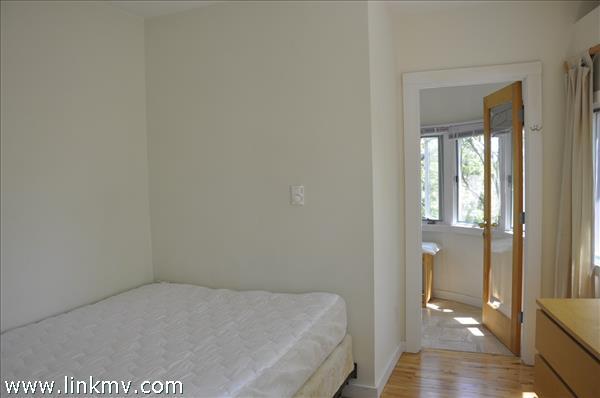 Existing Bedroom #1 - No flooring.