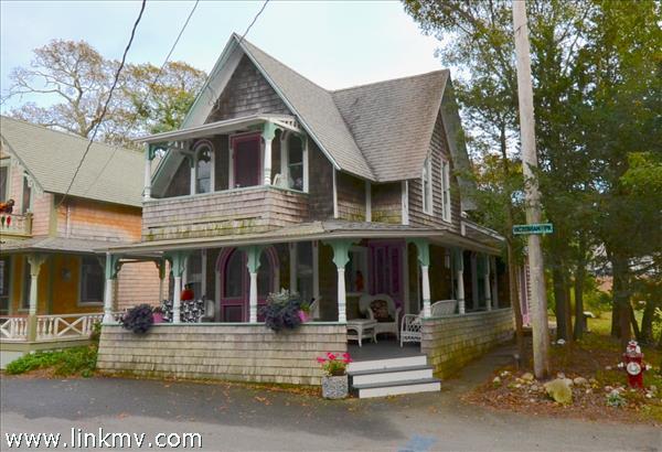 Oak Bluffs Properties For Sale On Martha S Vineyard