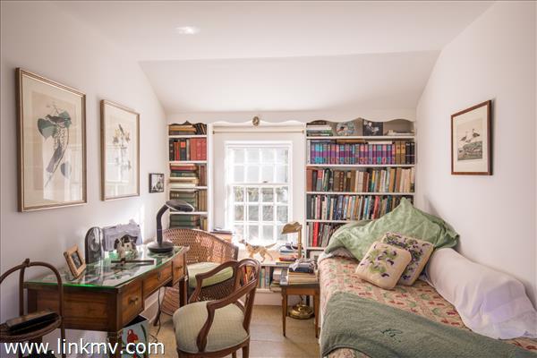 Reading nook off of Master Bedroom