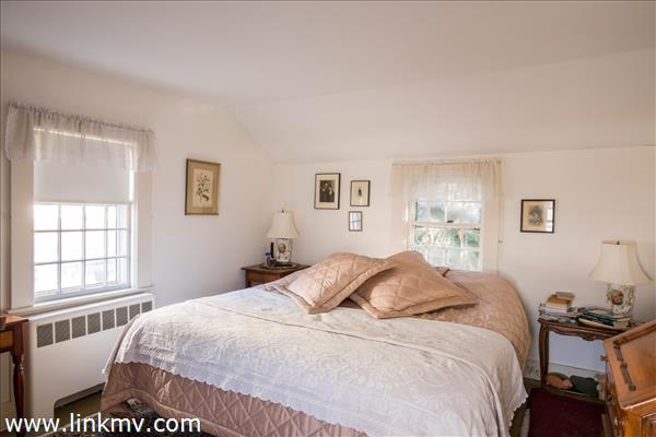Master Bedroom with enough room for a king size bed