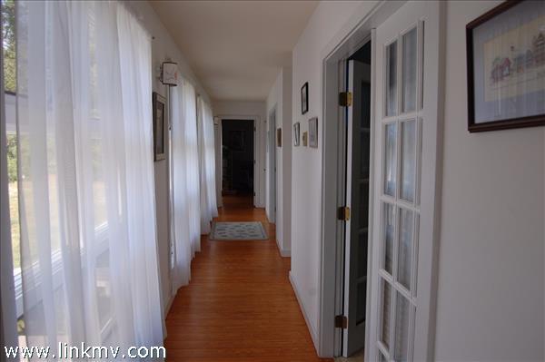 Corridor To Sleeping Quarters
