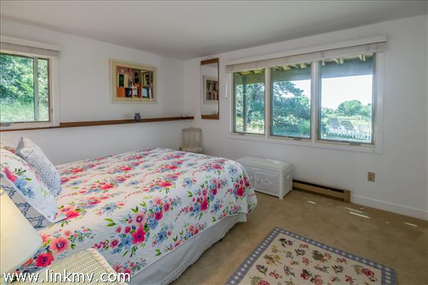 First level guest room #1