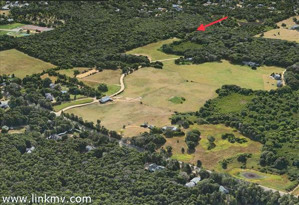 The lot is located in a private area in Sweetened Water Farm.