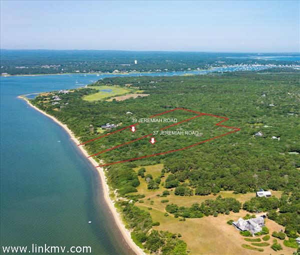 Also available is 39 Jeremiah Road Listed at $2,250,000 for 6.46 acres
