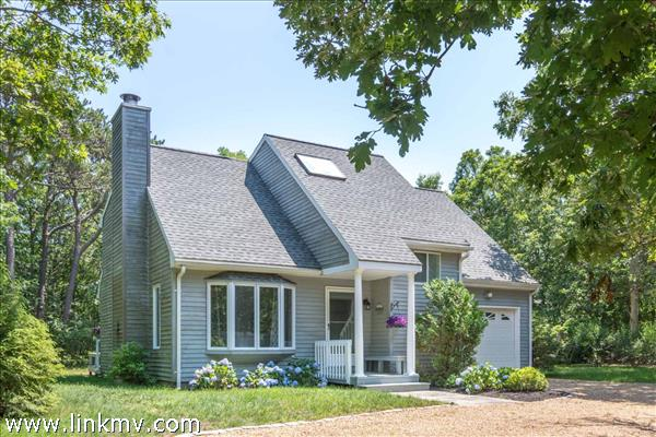 West Tisbury Contempory