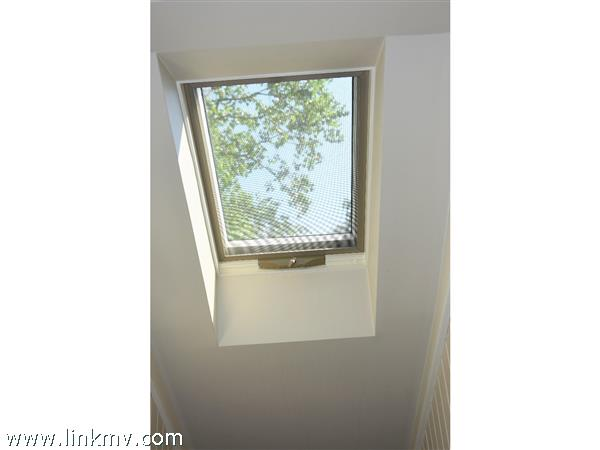 Skylight over stair case....headed back down and then outside