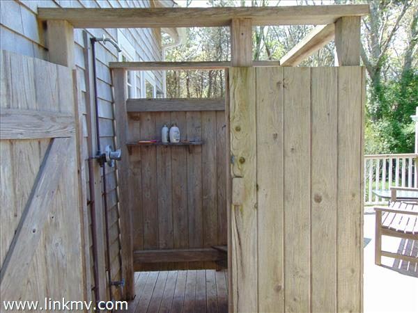GH Outdoor Shower
