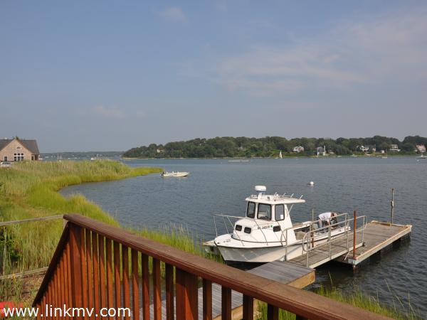 Views Down The Lagoon