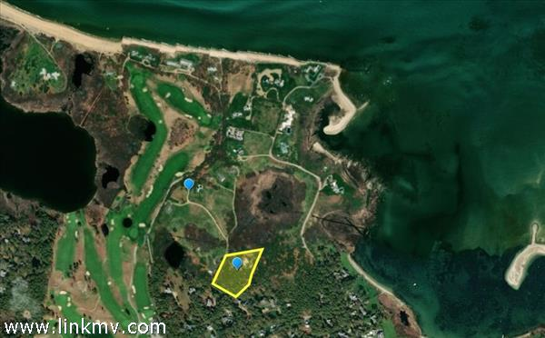The location is in one of Edgartown's most distinguished neighborhoods