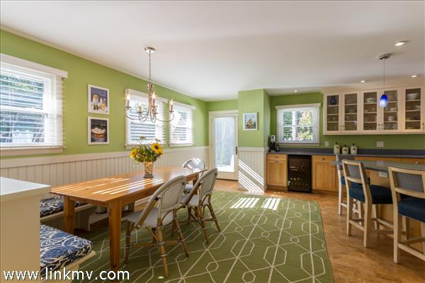 Recently renovated, you are in for a treat. Walk into an inviting, creative kitchen.