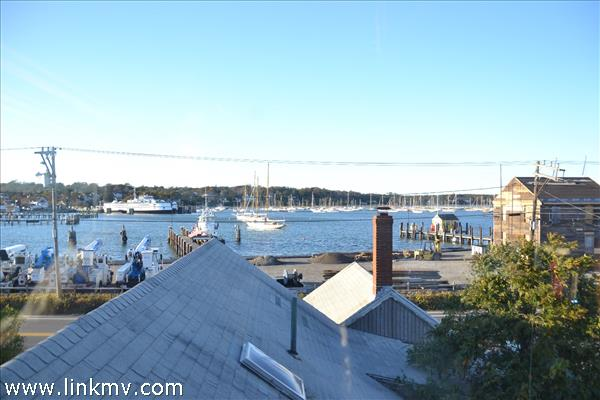 View of Vineyard Haven Harbor