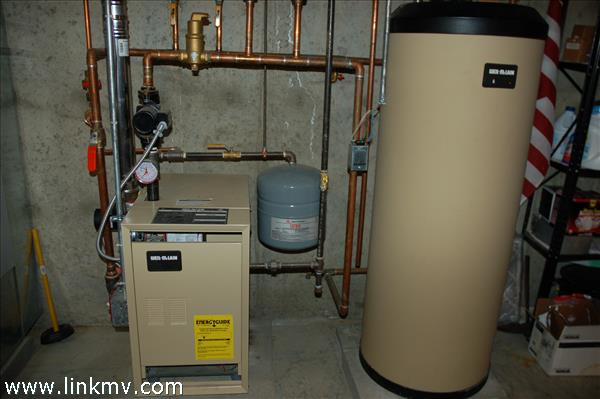 Boiler & Hot Water Heater