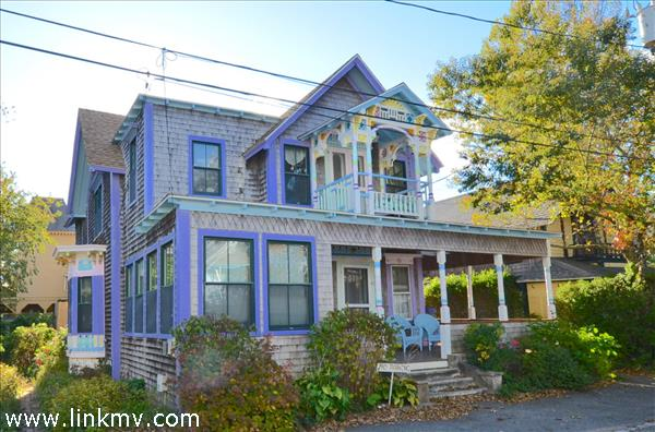 Grand Victorian on Narragansett Avenue