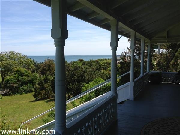 Porch views of Nantucket Sound