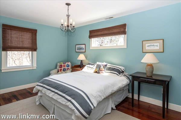 Master Bedroom Suite Has Private Bath - Second Floor