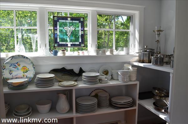 Bright handy pantry