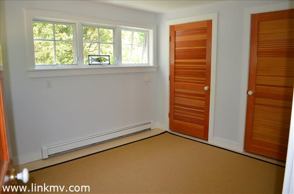 Exercise/utility room