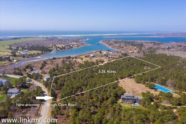 5.26 Acres off Slough Cove Road