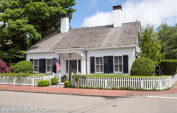 Full Cape Cod Home