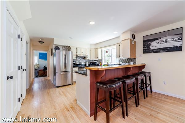 Eat In Kitchen & Mud Room/Laundry Room  beyond