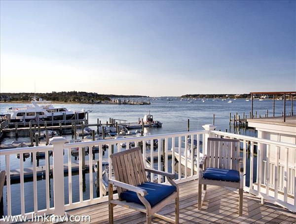 Dexter House sun deck